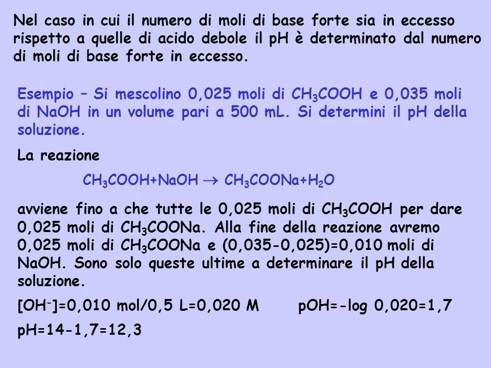 [OH-]=0,010 mol/0,5 L=0,020 M pOH=-log 0,020=1,7 pH=14-1,7=12,3